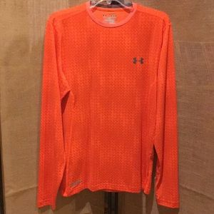 NWOT Under Armour fitted long sleeve  shirt